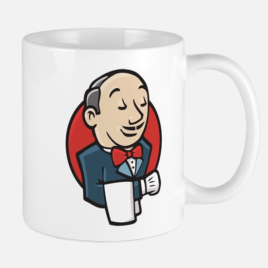 Cute Jenkins Mug