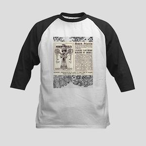 Vintage Magazine Ad Kids Baseball Jersey