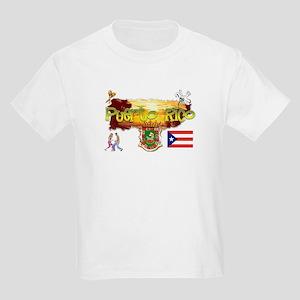 Puerto Rico Kids T-Shirt