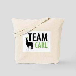 Team Carl Tote Bag