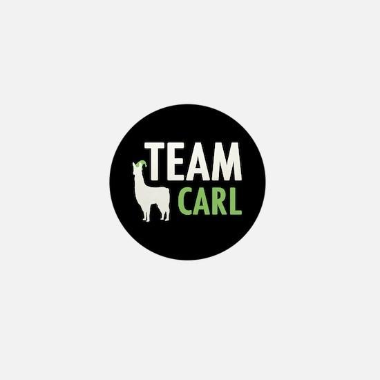 Team Carl Mini Button