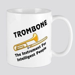 Intelligent Trombone Mugs