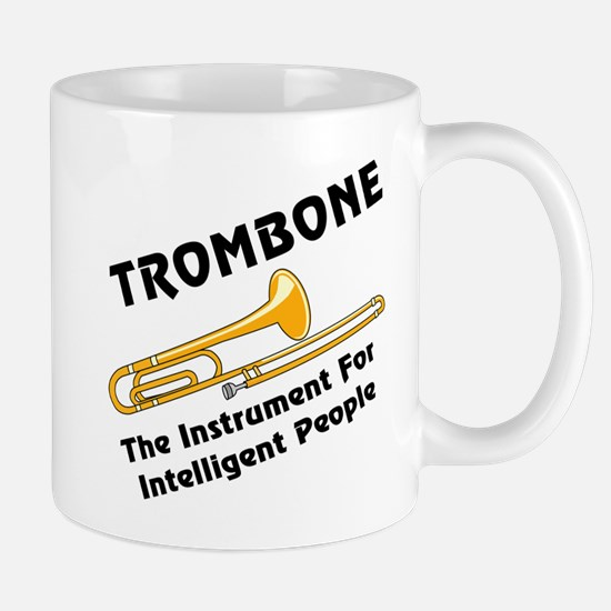 Intelligent Trombone Mugs