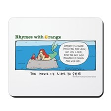 The Movie I'd Like to See Mousepad