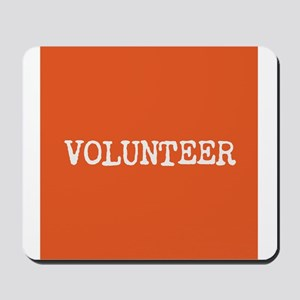VOLUNTEER Mousepad