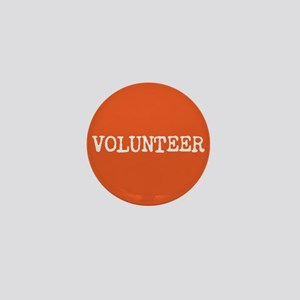 VOLUNTEER Mini Button
