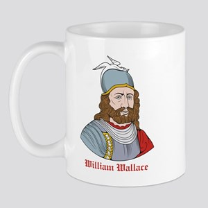 William Wallace Mug