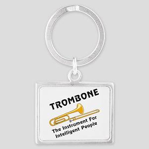 Intelligent Trombone Keychains