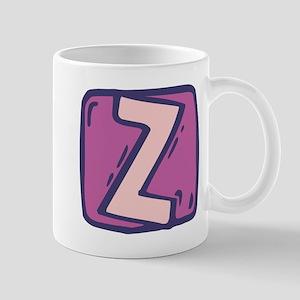 """Patch """"Z"""" Mug"""