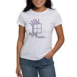 Royal Panes Women's T-Shirt