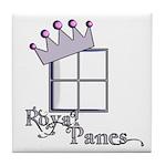 Royal Panes Tile Coaster