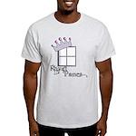 Royal Panes Light T-Shirt