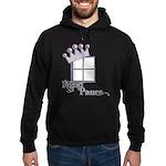 Royal Panes Hoodie (dark)