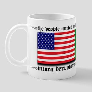 USA & MEXICO UNITE Mug