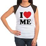 I love ME Women's Cap Sleeve T-Shirt