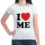 I love ME Jr. Ringer T-Shirt