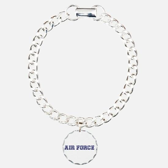 Air Force Zebra Dark Blue Bracelet