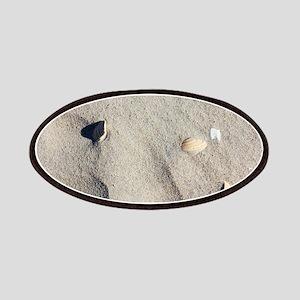 Ocracoke Island shell. Patch