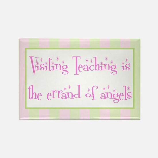 Visiting Teaching Reminder Magnet