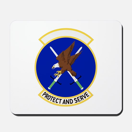 2849th Security Police Mousepad