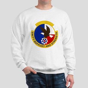 2851st Security Police Sweatshirt