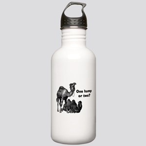 Funny Camels Stainless Water Bottle 1.0L