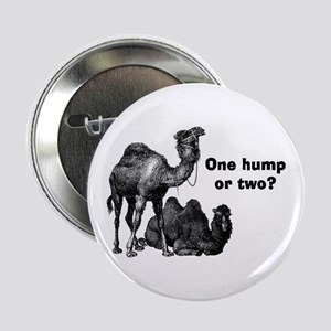 """Funny Camels 2.25"""" Button"""
