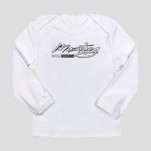 mustang Long Sleeve Infant T-Shirt