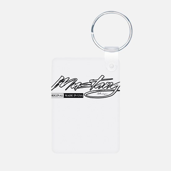 mustang Keychains