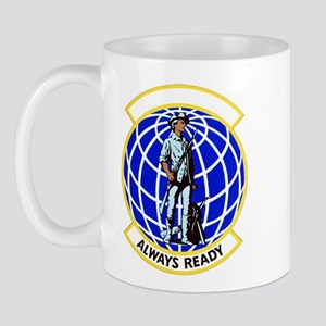 3245th Security Police Mug