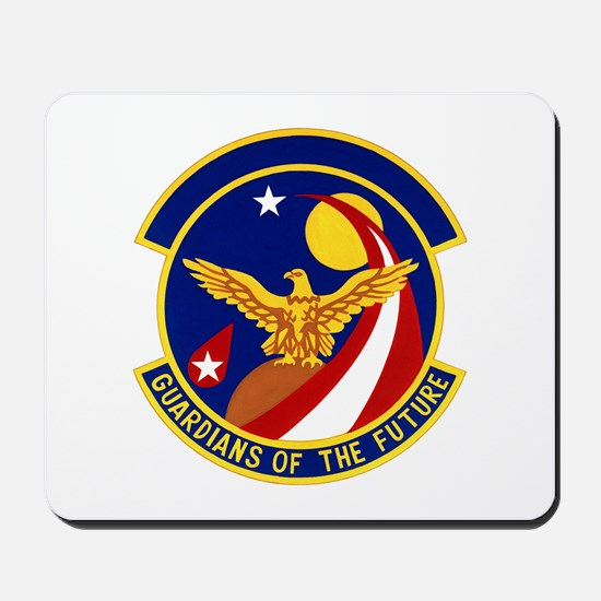 4392d Security Police Mousepad
