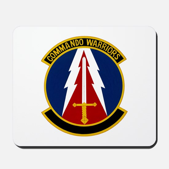 6009th Security Training Mousepad