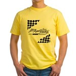 MustangFlags Yellow T-Shirt