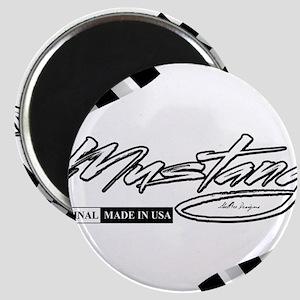 MustangFlags Magnet