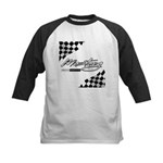 MustangFlags Kids Baseball Jersey