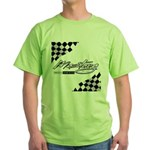 MustangFlags Green T-Shirt