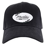 MustangFlags Black Cap