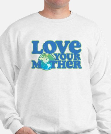 Retro Love your Mother Jumper