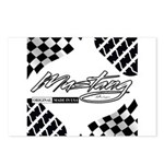 Mustang Tire Postcards (Package of 8)