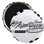 Mustang Tire Magnet