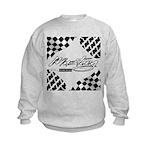 Mustang Tire Kids Sweatshirt