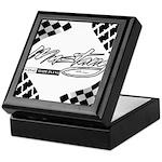 Mustang Tire Keepsake Box