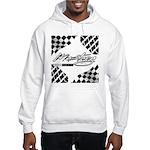 Mustang Tire Hooded Sweatshirt