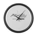 Mustang 2012 Large Wall Clock