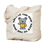 Cute Koala Tote Bag
