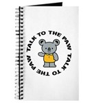 Cute Koala Journal