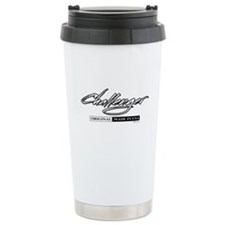 Challenger Stainless Steel Travel Mug