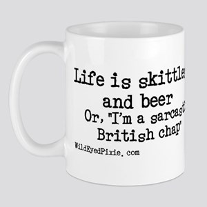 WildEyedPixie - Skittles&Beer Mug