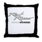 Road Runner Throw Pillow