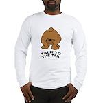 Cute Bear Long Sleeve T-Shirt